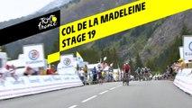 Col de la Madeleine - Étape 19 / Stage 19 - Tour de France 2019