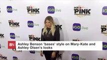 Ashley Benson Is Inspired By Olsen Fashion