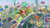 Rocko's Modern Life Static Cling Movie