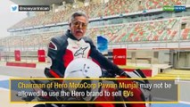 Family pact may not allow Pawan Munjal to use Hero brand name for EVs