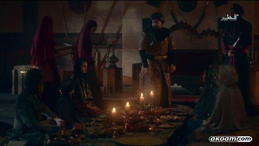 الحلقة 34 من مسلسل قيامة أرطغرل مدبلج للعربية HD