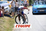 Pinot, 4 abandons en 7 participations - Cyclisme - Tour de France