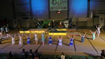 2019-02 Gala Gymnaestrada - Les Spirous - The four elements