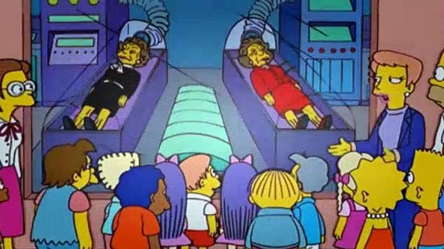 The Simpsons Season 11 Episode 3 Guess Whos Coming to Criticize Dinner