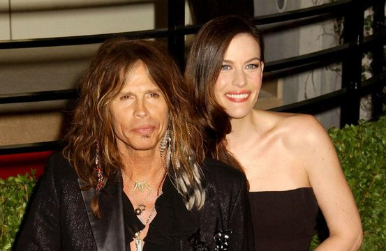 Liv Tyler says dad Steven Tyler is 'so into skincare'