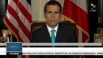 Reacciones en EEUU tras renuncia de Ricardo Roselló en Puerto Rico