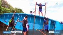 Martinique : 35e édition du Tour des Yoles