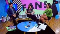Cande Vetrano en MTV Fans en Vivo