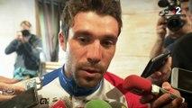 """Tour de France : """"J'y croyais, j'en ai marre"""", déclare Thibaut Pinot en larmes après son abandon"""
