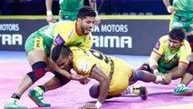 Pro Kabaddi 2019, Match Highlights: Patna Pirates beat Telegu Titans 34-22 | वनइंडिया हिंदी