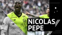 Nicolas Pepe - Player Profile