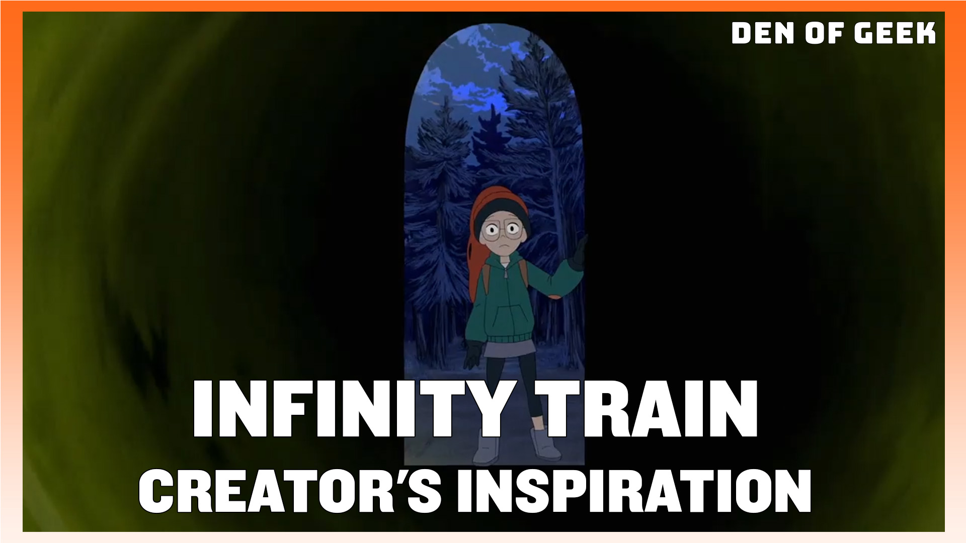 SDCC (2019) - Infinity Train Creator Owen Dennis Interview