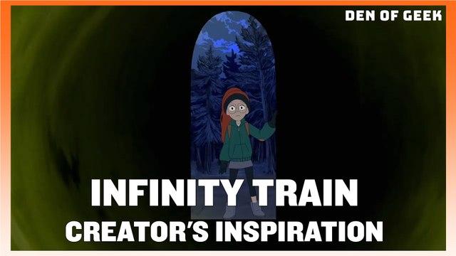 SDCC (2019) - Infinity Train Creator Owen Dennis Interview