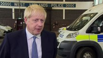 Boris rules out general election