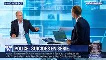 Police: suicides en série
