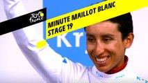 La minute Maillot Blanc Krys - Étape 19 - Tour de France 2019