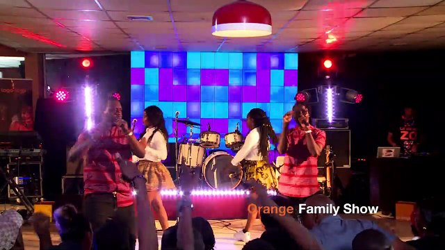 Orange Family Show 4 SERGE BEYNAUD