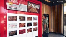 Pizza For Introverts? Pizza Hut Testing Out Cubby System Where You Don't Interact With Anyone!