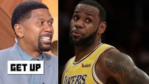 Kawhi is 'king of the court' over LeBron - Jalen Rose _ Get Up