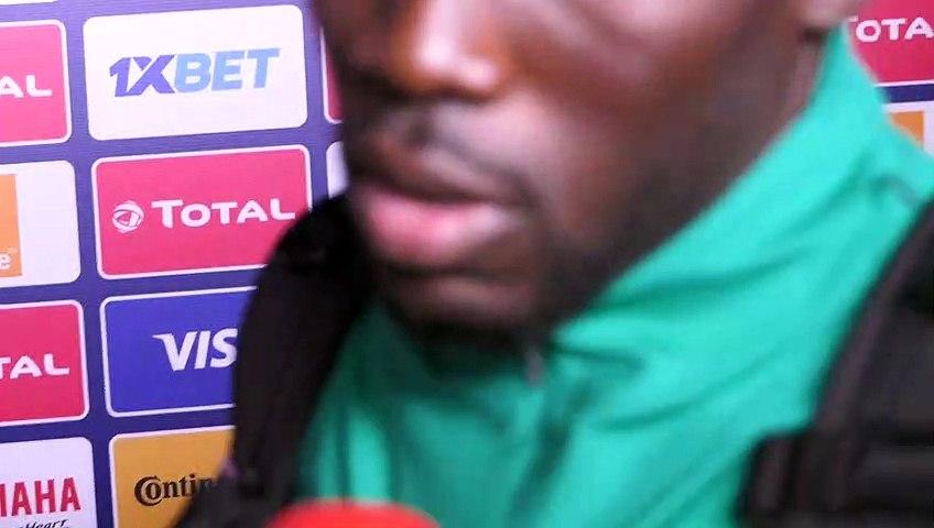 Kalidou Koulibaly réaction après le match du Sénégal