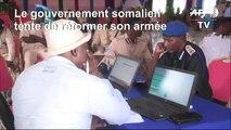 La Somalie tente à grand-peine de réformer son armée
