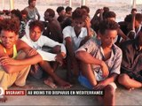 Migrants : en Libye, les corps de 62 migrants repêchés après le