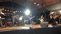 Le groupe ViV en concert place de la Résistance