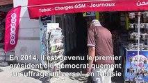 Tunisie: une des journaux au lendemain du décès du président Béji Caïd Essebsi