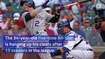 MLB's Troy Tulowitzki to Retire