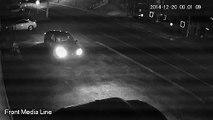 Un braqueur de voiture se fait éjecter de la voiture... Carjacking qui tourne court