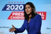 2020 Candidate Tulsi Gabbard Files Lawsuit Against Google