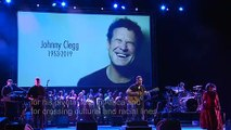 South African musicians gather to pay tribute to Johnny Clegg