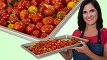 How to Make Cherry Tomato Confit