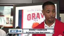 Rodney Harrison: 'You Think I'm Taking Andrew Luck Over Tom Brady?'