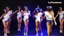 Election de Miss Provence : les candidates défilent en maillot de bain