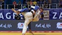 Premier jour du Grand Prix de judo de Zagreb