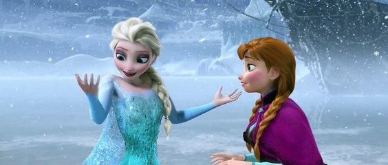 Karlar Ülkesi Film - Sevginin Gücünü Keşfeden Elsa! ❄️
