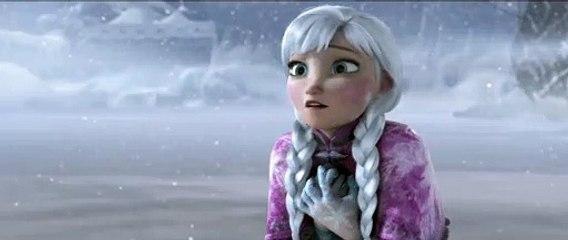 Karlar Ülkesi Film - Anna, Elsa'nın Yardımına Koşuyor! ❄️