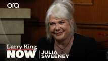 Julia Sweeney reminisces about the first time she played Pat on 'SNL'