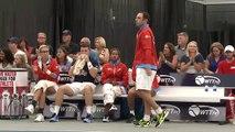 7/26: World TeamTennis: Springfield Lasers vs. Orlando Storm