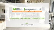 Milliot Jacquemart, chauffage, plomberie et climatisation à Iwuy.