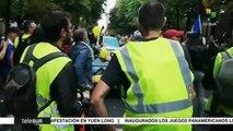 Francia: Chalecos Amarillos cumplen 37 semanas de protestas