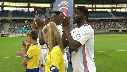Le résumé du match FC Sochaux / SMCaen
