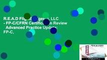R.E.A.D FlightBridgeED, LLC - FP-C/CFRN Certification Review   Advanced Practice Update: FP-C,