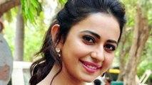 Rakul Preet Singh yelled at Producer(Telugu)