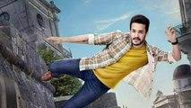Akhil Akkineni HELLO Movie Action Making Video(Telugu)