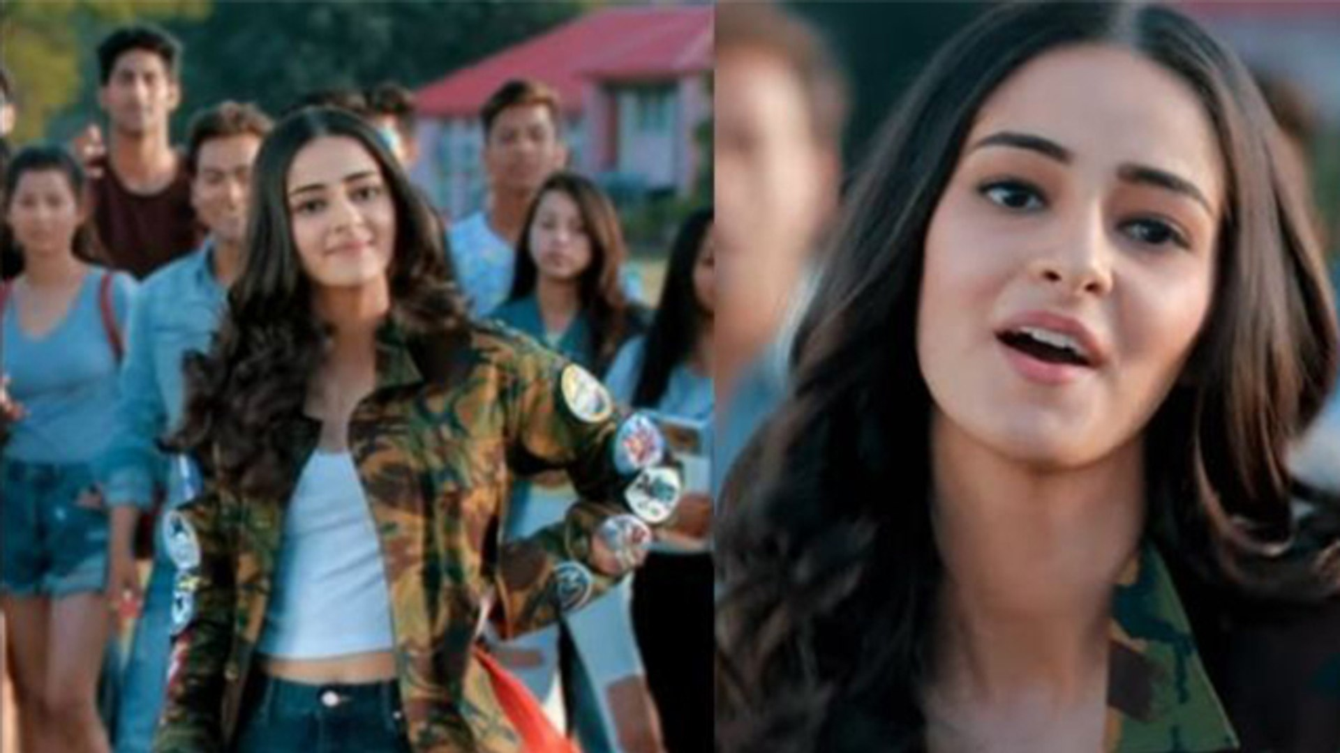 Ananya Panday's angry reaction on cyber bullying; Check Out | FilmiBeat -  video dailymotion