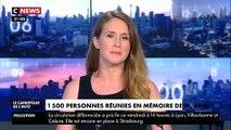 1.400 personnes ont participé à la marche blanche en hommage à Mamoudou Barry, jeune enseignant-chercheur tué près de Rouen - VIDEO