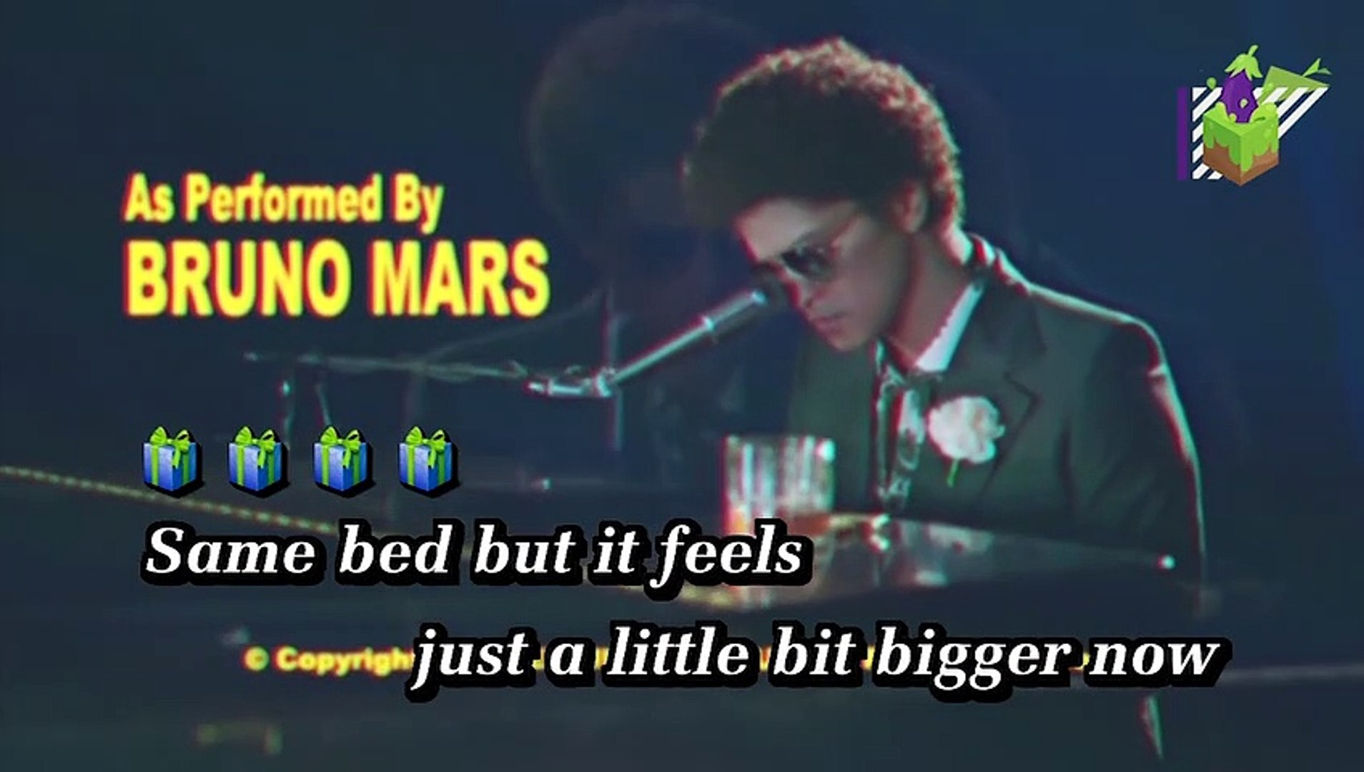 [Karaoke] When I Was Your Man - Bruno Mars [Beat]