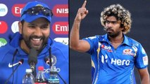 Rohit Sharma Heartfelt Message For Lasith Malinga As He Retires From ODI || Oneindia Telugu